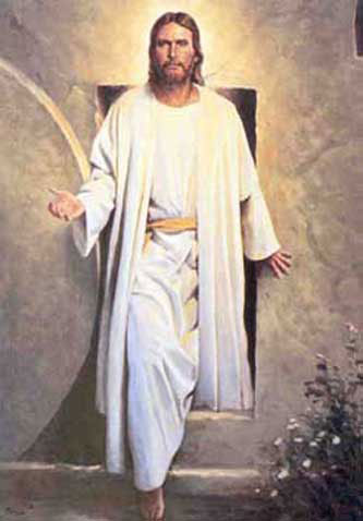 Jesus Christ; He Is Risen